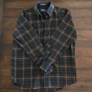 Pendleton Shirts - Pendleton Fireside Wool Flannel